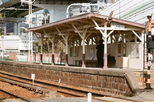 南海汐見橋線 芦原町駅 – Ashiharacho Station