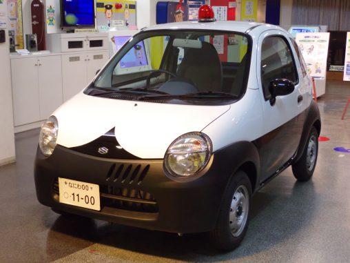 スズキ・ツイン パトカー – SUZUKI Twin police car