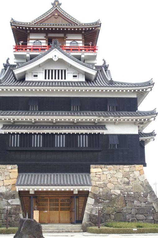 清州城模擬天守 – Kiyosu castle main tower