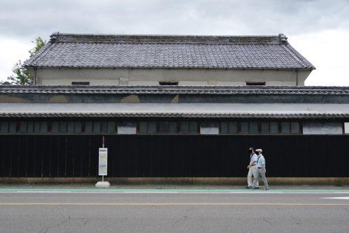 犬山城下町 – Jokamachi of Inuyama
