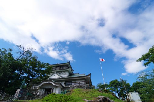 小牧山城模擬天守 – Imitation main tower of Komakiyama castle