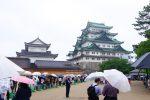 雨の名古屋城 – Nagoya castle