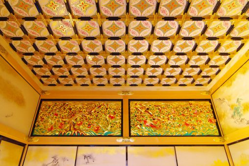 名古屋城本丸御殿・上段の間 – Nagoya castle Honmaru palace