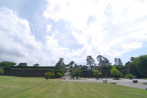 金沢城北の丸 – Kita-no-maru of Kanazawa castle