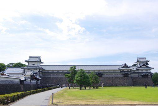 金沢城五十間長屋 – Gojukken nagaya of Kanazawa castle