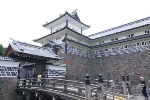 金沢城橋爪門 – Hashizume-mon  gate of Kanazawa castle
