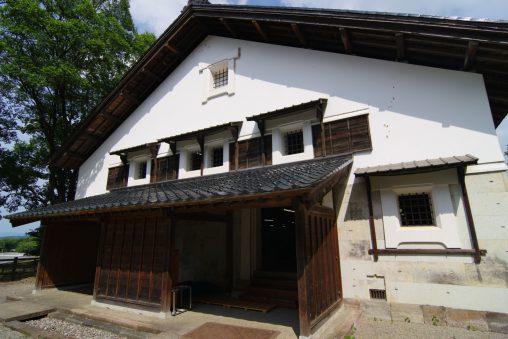 金沢城鶴丸倉庫 – Tsurumaru storehouse of Kanazawa castle