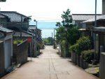 内灘町から河北潟を眺める – Uchinada town
