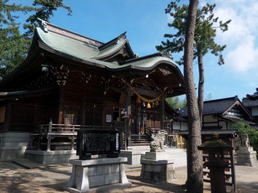 小濱神社 – Obama shrine