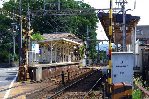 京阪石山坂本線・膳所本町駅 – Zeze-Honmachi Station