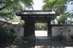膳所神社表門 – Main gate of Zeze shrine