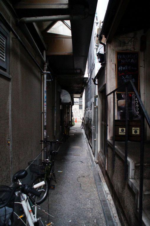 都会の隠れ家 – Off-street