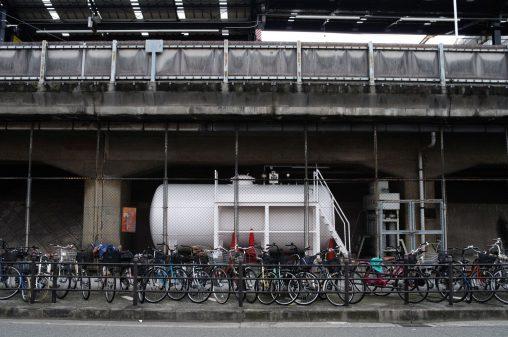 タンク – A Tank under Railway