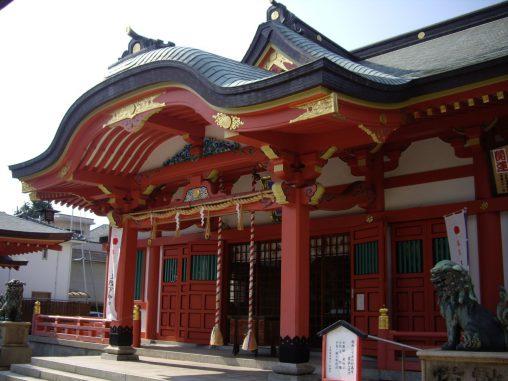 土佐稲荷神社 – Tosa Inari Shrine