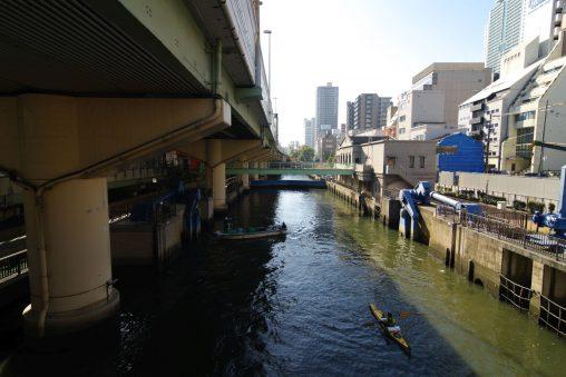 東横堀川 – Higashi Yokobori River