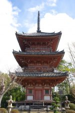 宝積寺 三重塔 – Three-Storied Tower of Hoshakuji