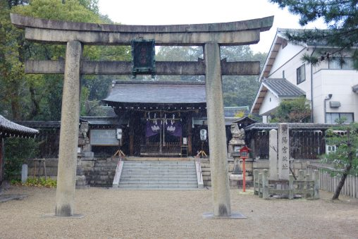 離宮八幡宮 – Rikyu Hachimangu Shrine