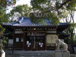 安居神社 – Yasui Shrine