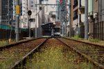 阪堺線恵美須町駅 – Ebisucho station