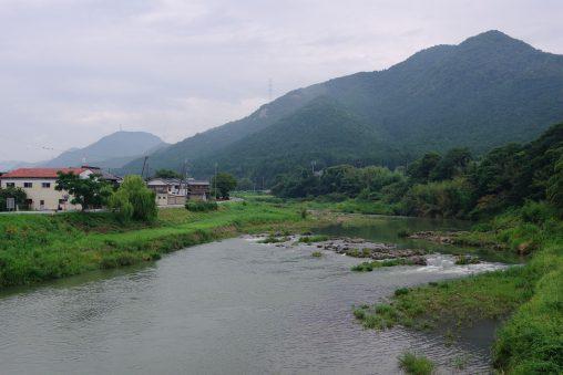 篠山川 – Sasayama river