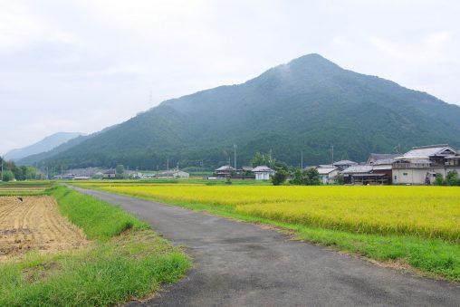 初秋の農村風景 – Early autumn village