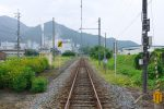 単線 – Single track railway