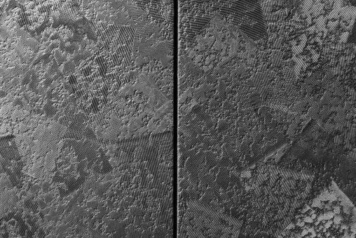 布目の壁 – Wall texture