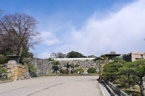 明石城大手門 – Main gate of Akashi Castle