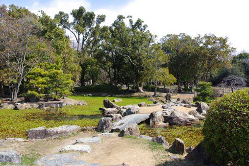 明石城 武蔵の庭園 – Miyamoto Musashi's garden