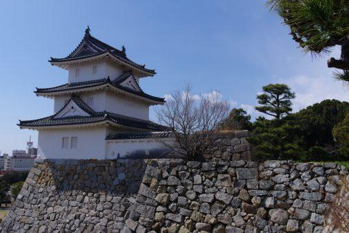 明石城巽櫓 – Tatsumi Yagura tower