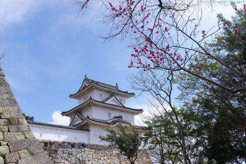 明石城坤櫓 – Hitsujisaru Yagura tower
