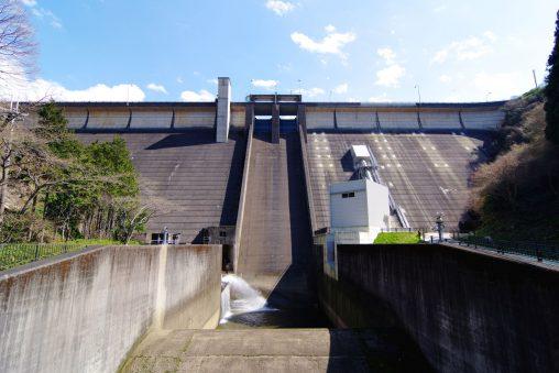 天理ダム – Tenri Dam
