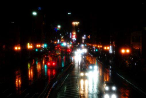 雨の国道26号 – Rainy Route 26