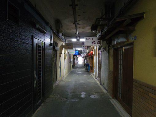 津観音大門商店街 – Daimon Shopping Street