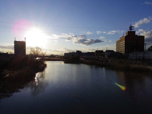 安濃川 – Anogawa River