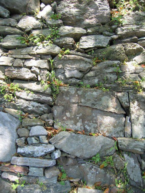 和歌山城石垣 – Stonewall of Wakayama Castle