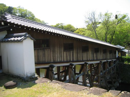 和歌山城 御橋廊下 – Corridor bridge of Wakayama Castle