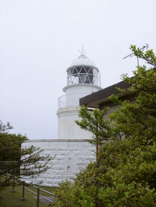 友ヶ島灯台 – Tomogashima Lighthouse