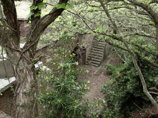 友ヶ島第一砲台 – Fort Tomogashima 1st battery