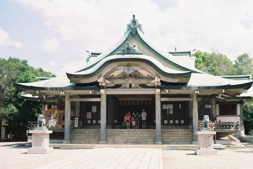 豊國神社 – Hokoku Jinja