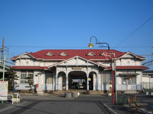 南海本線浜寺公園駅 – Hamadera-koen Station