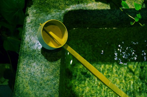 柄杓 – Ladle