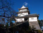 小田原城天守 – Main tower of Odawara castle