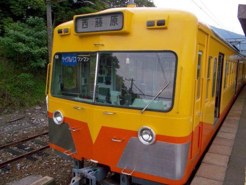 三岐鉄道801系電車 – Sangi railway 801 type