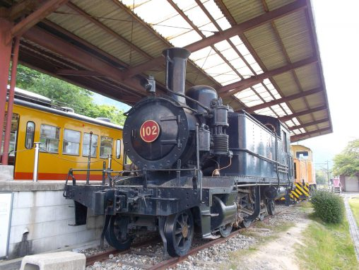 三岐鉄道E101形蒸気機関車 – Sangi railway E101 Type steam locomotive