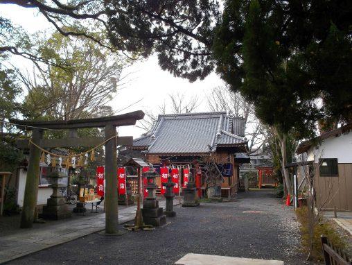 八坂神社(龍ケ崎市) – Yasaka shirine (Ryugasaki city)