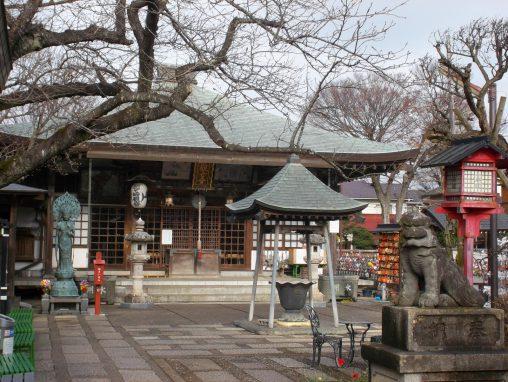 龍泉寺(龍ケ崎観音) – Ryusenji temple