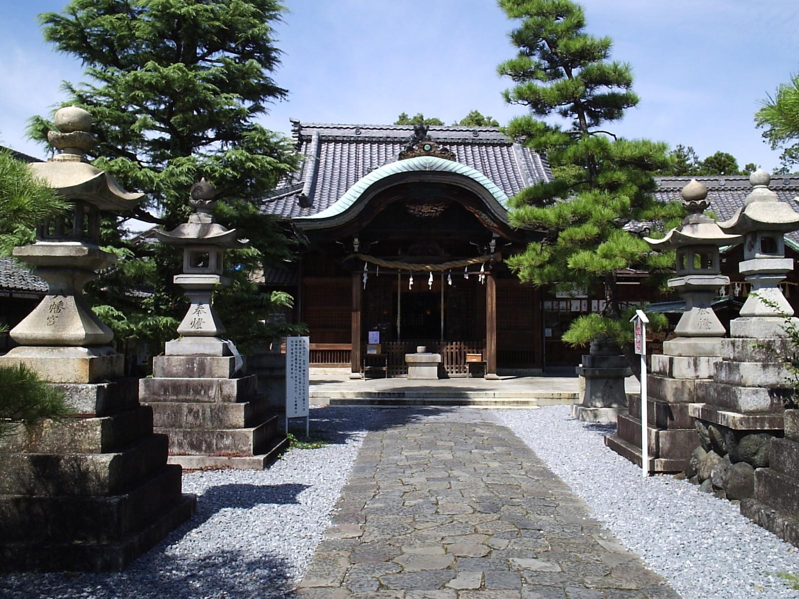 大垣八幡神社 – Ogaki Hachiman Shrine