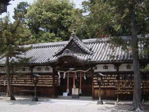 大森神社 (熊取町) – Omori shrine