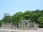 反正天皇耳原北陵 – Tomb of Emperor Hanzei